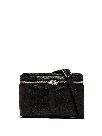 Gianni Chiarini galatea small balck cross body bag
