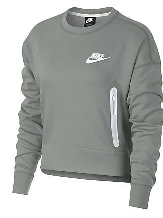 best service ec452 261f7 Nike FELPA GIROCOLLO TECH FLEECE DONNA