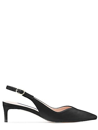 Stuart Weitzman La Décolleté Edith In Black ... a455e500aaf