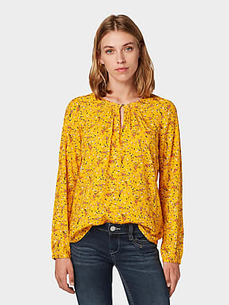 Tom Tailor Bluse mit Allover-Muster