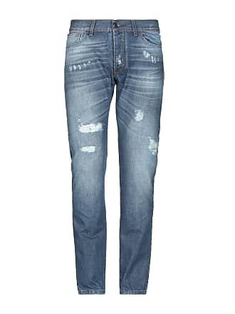 451da8b4149558 Grey Faded Effect Denim Logo Button Detail Distressed Jeans S. Delivery:  free. Balmain DENIM - Denim pants su YOOX.COM