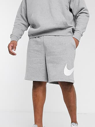 Nike Club Plus - Pantaloncini grigi-Grigio