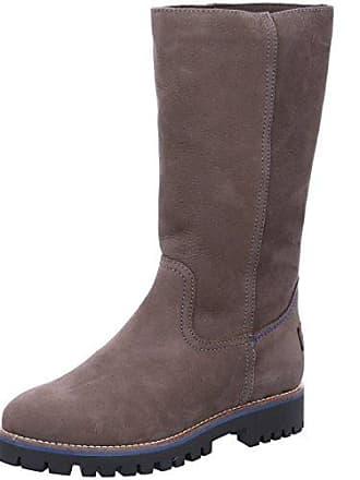 8021624272bbd9 Panama Jack Damen Stiefel Tania B10 Nobuck Grey Tania B10 Nobuck Grey braun  182031
