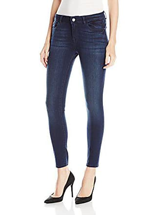 DL1961 Womens Margaux Instascuplt Ankle Skinny Jeans, Moscow, 29