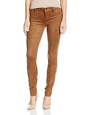 Level 99 Womens Liza Skinny Jean, Camel/Tweed Print, 30