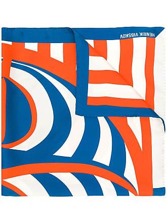 Henrik Vibskov Cachecol Breath - Azul