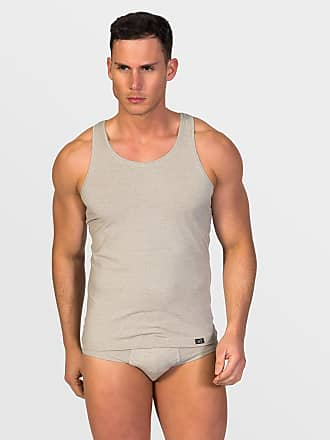 ZD Zero Defects Zero Defects grey soya tank top