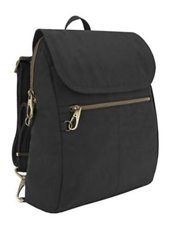 Travelon Anti-Theft Signature Slim Backpack - Black