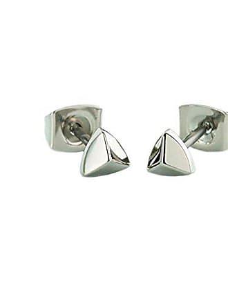 328f3e638a6b Boccia Pendientes de botón Mujer titanio - 05015-01