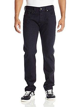 Diesel Mens Buster Regular Tapered-Leg Jean 0841E, Denim, 29x32