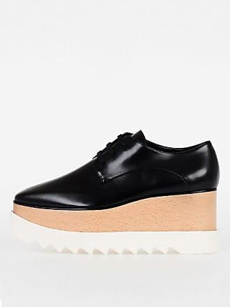 buy online 90710 d92ab Stella McCartney Platform FELIK Derby Shoes Größe 38,5
