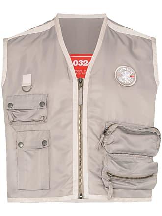 032c Cosmic workshop vest - Grey