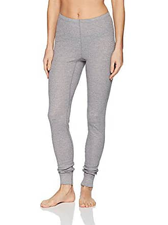 Fruit Of The Loom Womens Thermal Waffle Bottom, Gray, X-Small