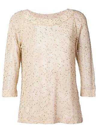 Snobby Sheep Suéter de tricô - Dourado