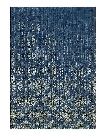 Abdalla Tapete Belga Vintage Azul - Lifestyle - 1,40X2,00m