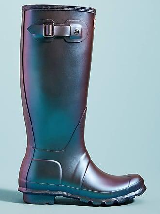Hunter Boots Original Tall Irridescent Rain Boots