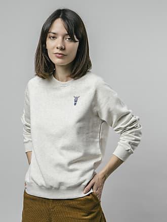 Brava Fabrics Mens Sweatshirt - Mens Casual Sweatshirt - Sweatshirt for Men - Model Wild Zebra