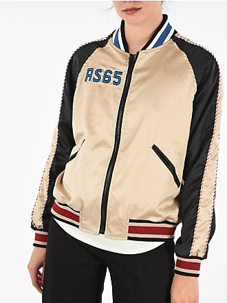 AS65 Embroidered Bomber Größe S
