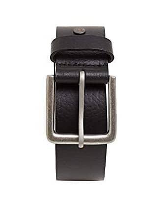 0a6791708 EDC by Esprit Accessoires 049ca2s002 Cinturón, Negro (Black 001), 100 (Talla