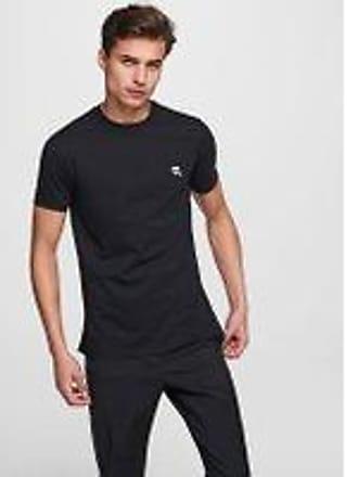 Karl Lagerfeld K/Ikonik Patch T-Shirt
