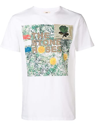 Kent & Curwen Camiseta The Stone Roses - Branco