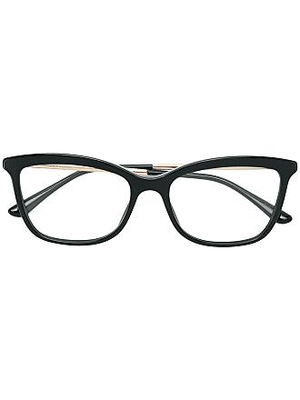 Dolce & Gabbana Eyewear Armação de óculos gatinho - Preto