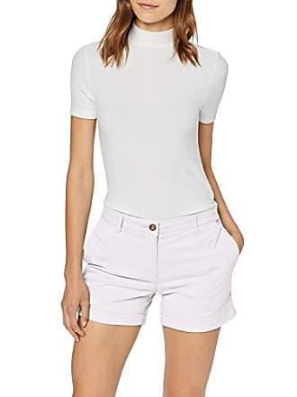 48166989f2 Napapijri Donna Norwood Bright White Bermuda Not Applicable, Bianco (Bright  White 002),
