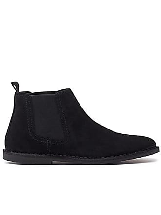 Simons Chelsea suede boots