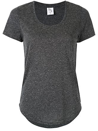 Nimble Activewear Camiseta Exhale - Cinza
