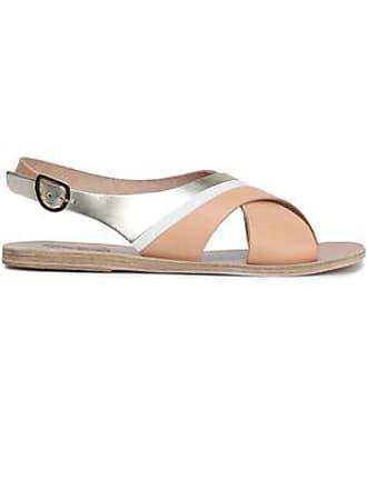 24574a5d3 Ancient Greek Sandals Ancient Greek Sandals Woman Maria Velvet Slides Sand  Size 37