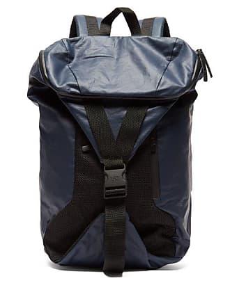 Yohji Yamamoto Base Technical Backpack - Mens - Black