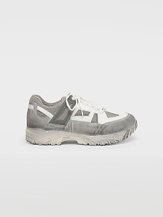 Maison Margiela Maison Margiela Sneakers Grey Bovine Leather, Polyester