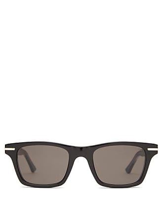 26dcda74ae6 Cutler and Gross Cutler And Gross - Square Frame Sunglasses - Mens - Black