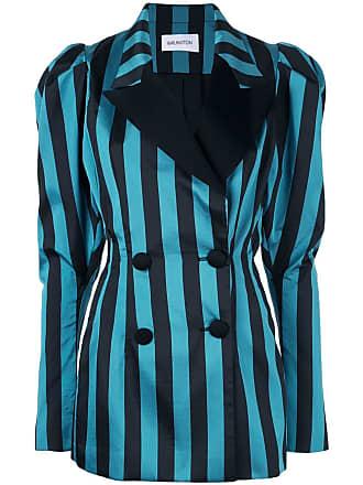 16Arlington Blazer com listra - Azul
