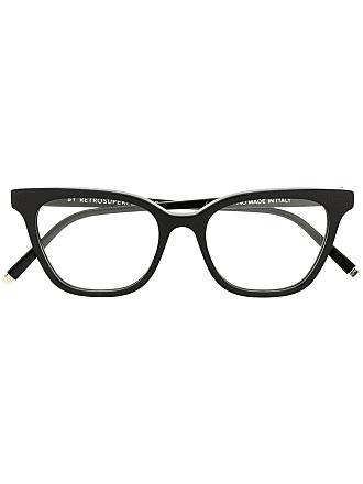 Retro Superfuture lunettes de vue Numero 54 Super By Retrosuperfuture - Noir 28f12f78376a