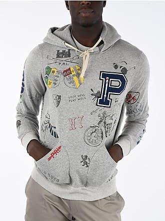 Polo Ralph Lauren Hoodie Printed Sweatshirt Größe S