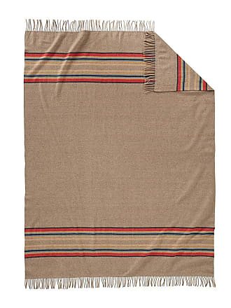 Pendleton 5th Avenue Throw - Mineral Umber