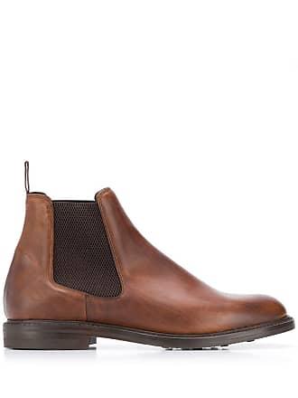 Berwick 1707 Marron Grass boots - Marrom