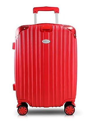 Jacki Design (VIAGEM) Mala de Viagem Contempo Vermelha