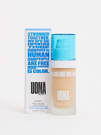 Uoma Beauty Beauty Say What?! Soft Matte Foundation Fair Lady-Beige