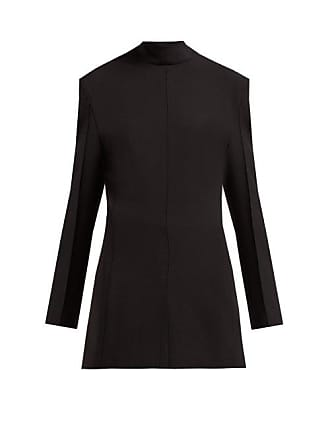 Jil Sander Gehry Stretch Twill Blazer Dress - Womens - Black