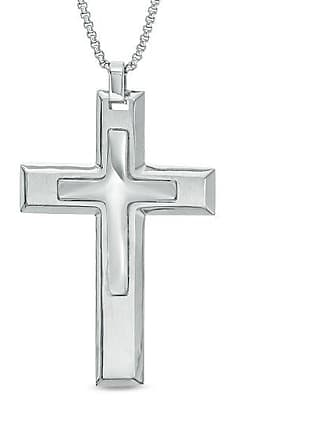 94be5ef1d08 Men's Cross Necklaces: Browse 125 Products up to −40% | Stylight