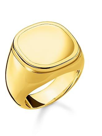 Thomas Sabo Thomas Sabo ring yellow gold-coloured TR2249-413-39-48