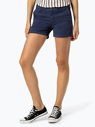 f1ee70c9d275d6 Pepe Jeans London Damen Shorts - Balboa blau