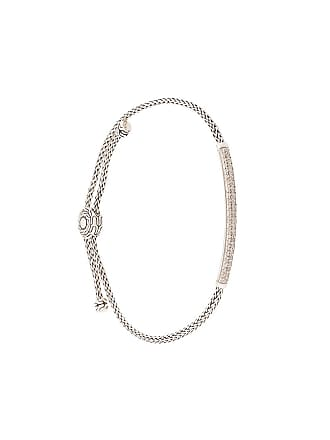 John Hardy Classic Chain pull-through bracelet - Silver