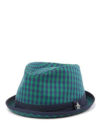 Original Penguin Mini-Cheque Porkpie Hat