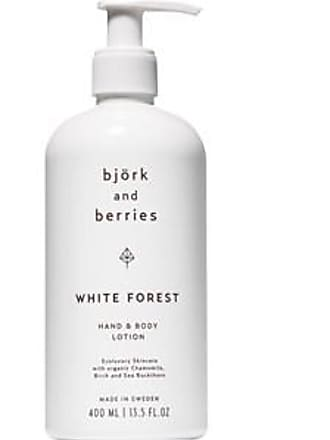Björk & Berries Collection White Forest Hand & Body Lotion 400 ml