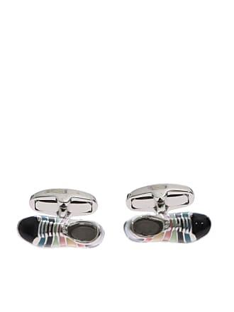 Paul Smith Multicolor Artist Stripe Sneakers cufflinks
