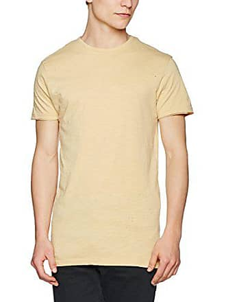 81248a706cb78d D-Struct D TEILO S-T-Shirt Uomo Beige (Sand Sand) Small