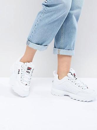 Fila Disruptor - Weiße Sneaker